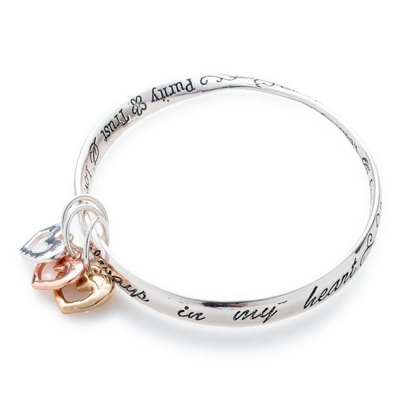 Pearlperri 'Always' Forever Connected Bracelet