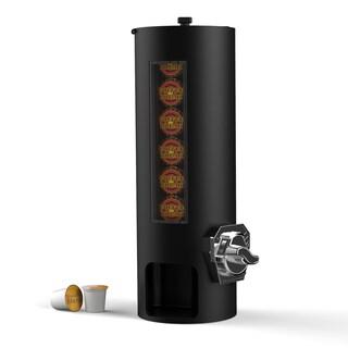 Mind Reader 'REVOLUTION' Coin operated K-Cup dispenser-Black