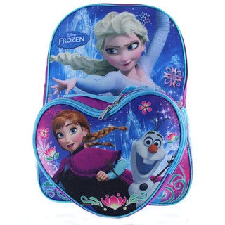 Disney Frozen Backpack with Lunchbox