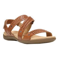 Women's Naturalizer Eliora Slingback Sandal Saddle Tan Hispacho Leather