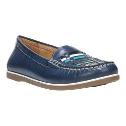 Women's Naturalizer Huntley Loafer Mali Blue Leather