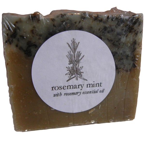 Rosemary Mint Natural Soap