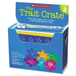 Scholastic Grade 2 Trait Crate
