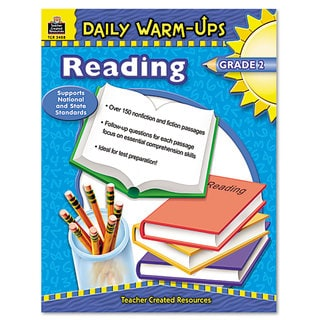 Teacher Created Resources Grade 2 Reading Daily Warm-Ups