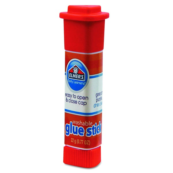 Elmer's Early Learners Glue Stick Classroom Pack (Pack of 12)