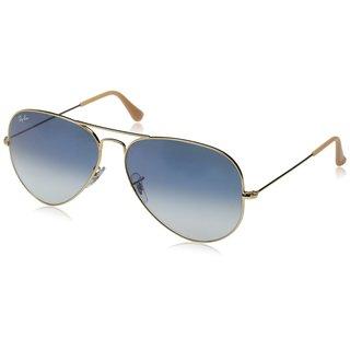 Ray-Ban RB3025 Aviator 55mm Sunglasses