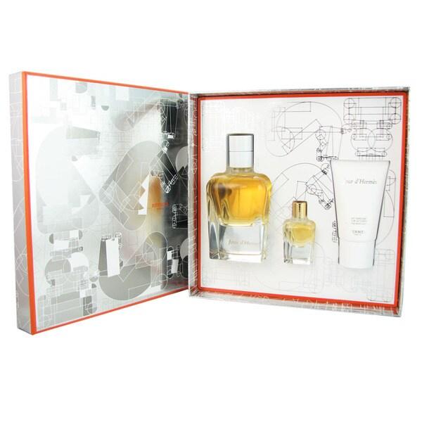 Hermes Jour D'Hermes Women's 3-piece Gift Set