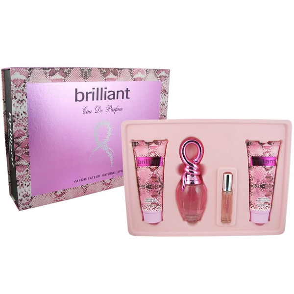Close to You (C2U) Brilliant Women's 4-piece Gift Set