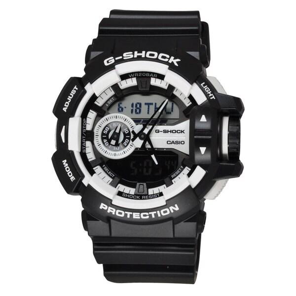 Casio Men's GA400-1A G-Shock Black Watch