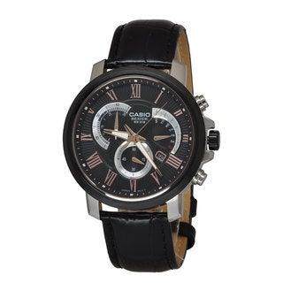 Casio Men's BEM506CL-1A Beside Black Watch