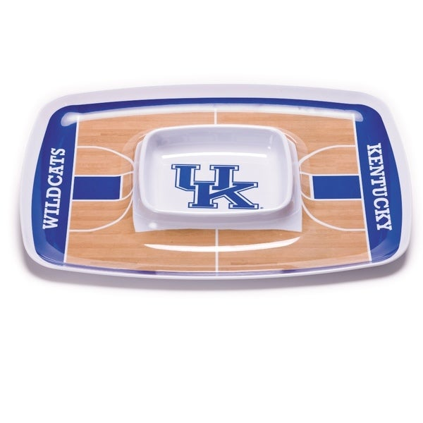 Kentucky Wildcats Chip and Dip Tray 15935125
