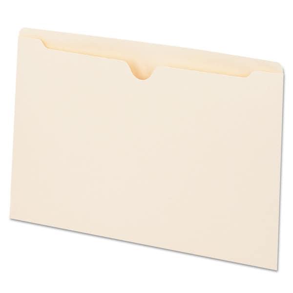 Universal Economical Manila File Jackets (Box of 100)