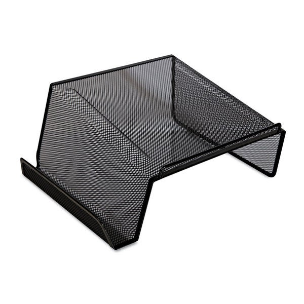 Universal OneMesh Desktop Telephone Stand, Black (Pack of 4)