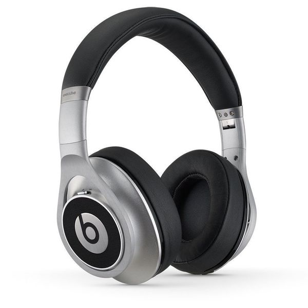 Beats by Dr. Dre Executive Headband Headphones - Silver