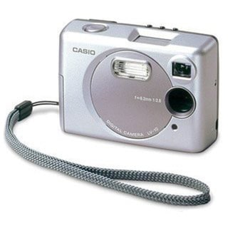 CASIO LV10 DIGITAL CAMERA for Windows 2000/98