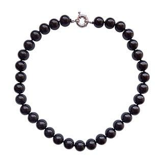 Black Jade Necklace