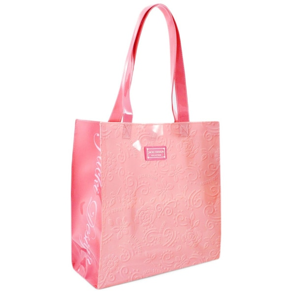 Jacki Design Small Candy Kiss Plastic Tote Bag 15935632