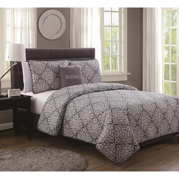 Blessed 4-piece Quilt Set