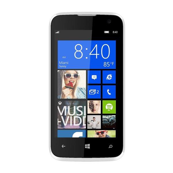 BLU Win JR W410a Dummy Display Phone - White
