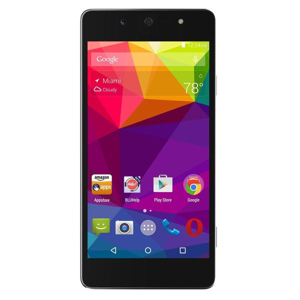 BLU Vivo Selfie V030u Unlocked GSM Quad-Core Phone w/ Selfie Stick