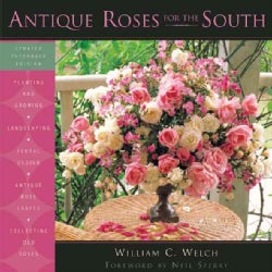 Antique Roses For The South (Paperback)