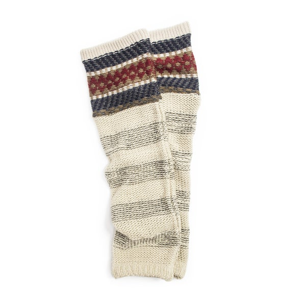 Muk Luks Women's Diamond Legwarmers