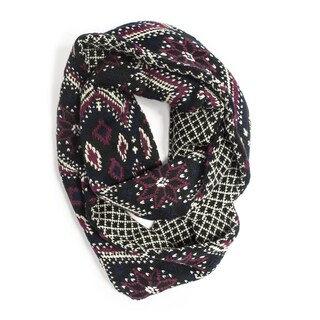 Muk Luks Women's Holiday Traditions Eternity Scarf