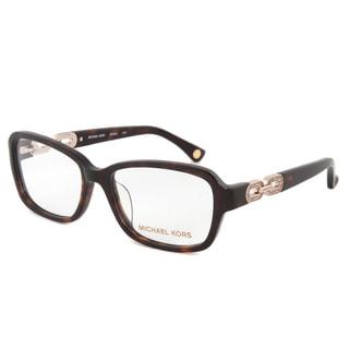 Michael Kors MK863 206 Optical Eyeglasses Frame, Tortoise/Size 52