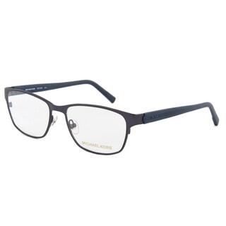 Michael Kors MK744M 414 Optical Eyeglasses Frame, Gunmetal Grey/Size 53