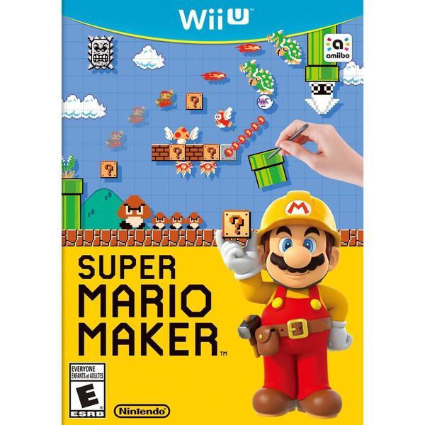 Wii U - Super Mario Maker 15936882