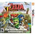 Nintendo 3DS - The Legend of Zelda: Triforce Heroes