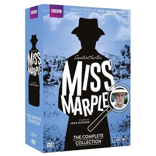 Agatha Christie's Miss Marple: The Complete Collection (DVD)