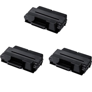 Samsung MLT-D205E Toner Cartridge ML-3312ND SCX-5739FW SCX-4835FR ML-3712ND ML-3712DW SCX-5639FR ( Pack of 3 )