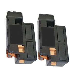 Xerox 6015 Compatible Toner Cartridge Black For 6015 6000 6010 ( Pack of 2 )