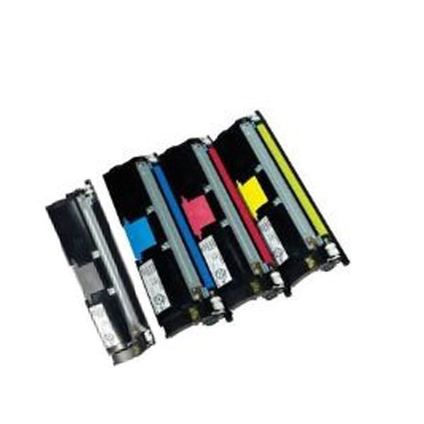 QMS 2400 Magenta , Cyan , Yellow , Black Compatible Toner Cartridge For 2400W 2430DL 2450 ( Pack of 4)