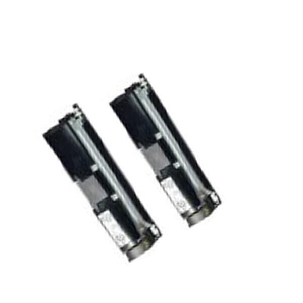QMS 2400 2 Black Compatible Toner Cartridge For 2400W 2430DL 2450 ( Pack of 2 )