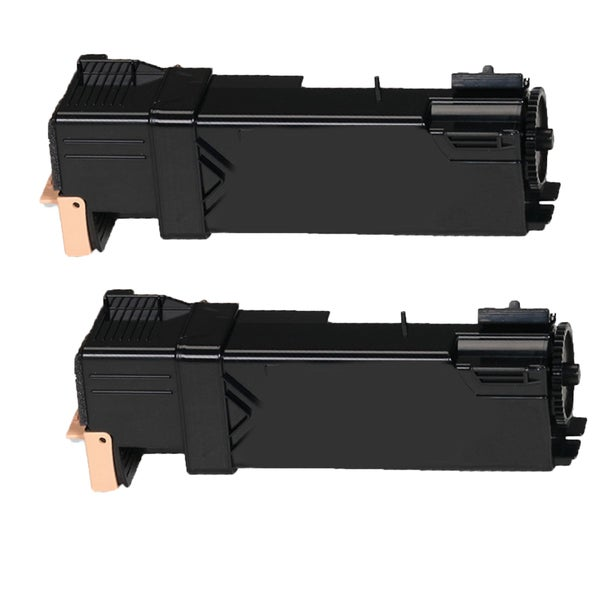 Xerox 6500 Compatible Toner Cartridge Black For 6500 6505B 6050 ( Pack of 2 )