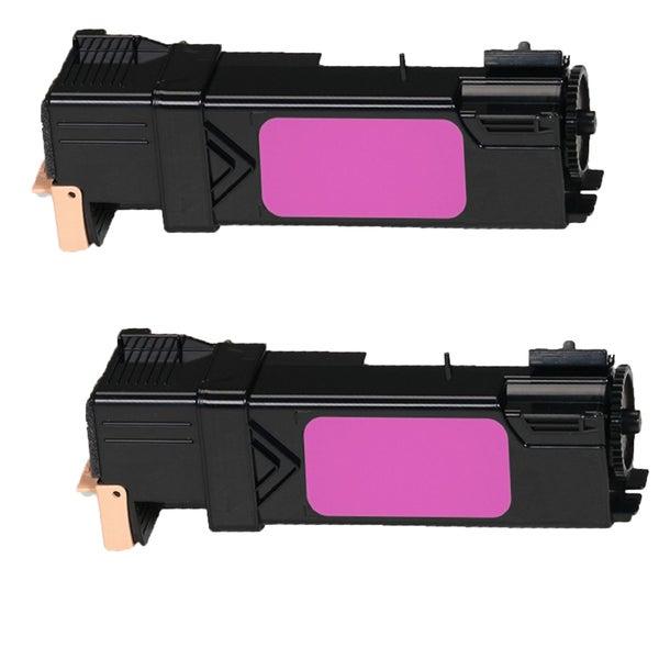 Xerox 6500 Compatible Toner Cartridge Magenta For 6500 6505B 6050 ( Pack of 2 )