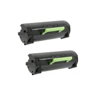 Dell 2360 HY Black Compatible Toner Cartridge For B2360 / B3460 / B3466 ( Pack of 2 )