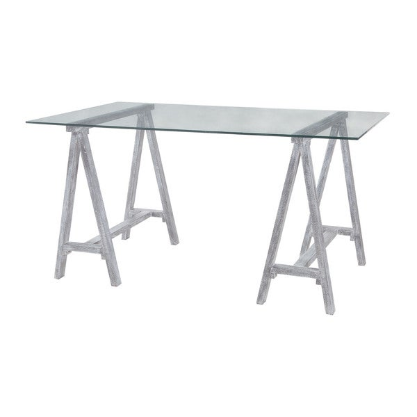 LS Dimond Home Coastal Cool Architects Table