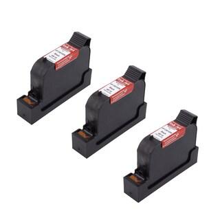 HP C6615 Black Compatible Inkjet Cartridge For PSC:PSC 500 PSC 500xi PSC 750 PSC 750xi PSC 950 PSC 950vr PSC 950xi ( Pack of 3 )