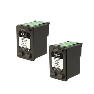 HP C9351A XL (HP 21) Black Compatible Inkjet Cartridge For D1320 , D1330 , D1341 , D1360 , D1420 , D1430 ( Pack of 2 )
