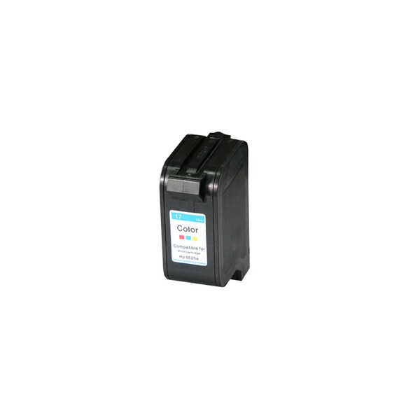 HP C6625 Black Compatible Inkjet Cartridge For Deskjet Deskjet 843C Deskjet 84 Deskjet 845C Deskjet 845Cvr ( Pack of 1 )