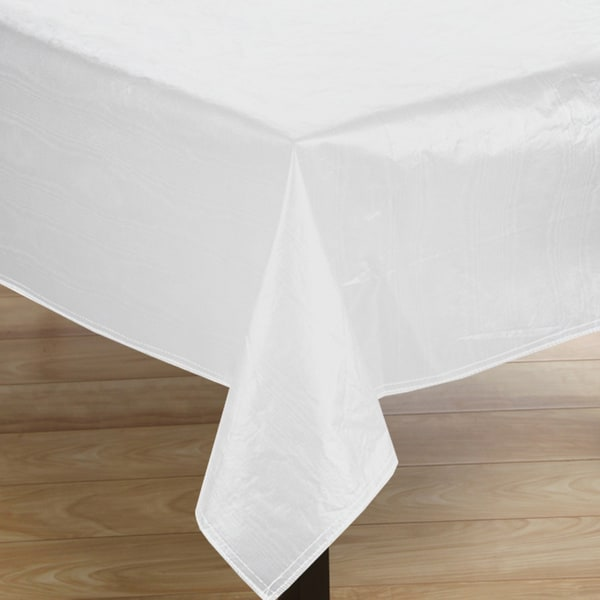 Premium Quality Oblong White Flannelback 52x70 Vinyl  : Premium Quality Oblong White Flannelback 52x70 Vinyl Tablecoth 6b60f413 aedd 49d4 aef6 695a741e486e600 from www.overstock.com size 600 x 600 jpeg 24kB