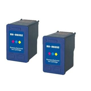 HP C9352A XL (HP 22) Black Compatible Inkjet Cartridge For D1360 , D1368 , D1560 , D1568 , D2320 , D2330 , D2345 ( Pack of 2 )