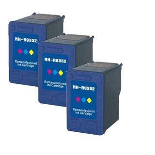 HP C9352A XL (HP 22) Black Compatible Inkjet Cartridge For D1360 , D1368 , D1560 , D1568 , D2320 , D2330 , D2345 ( Pack of 3 )
