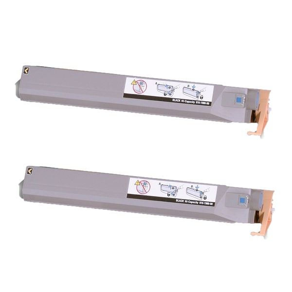 Xerox 7300 Compatible Toner Cartridge Black For 7300 7300B 7300N 7300DN 7300DX ( Pack of 2 )