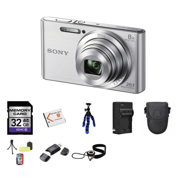 SONY W830 32GB Bundle