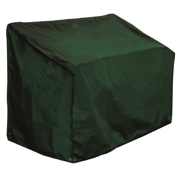 Bosmere Deluxe Weatherproof 53-inch 2-seater Garden Bench Cover