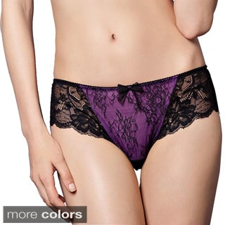 Rose Lady Low-Rise Lace Hipster 62106 Panty